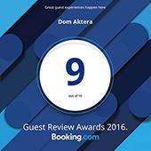 Рейтинг Booking